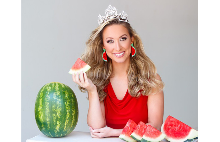 2020 Georgia Watermelon Queen